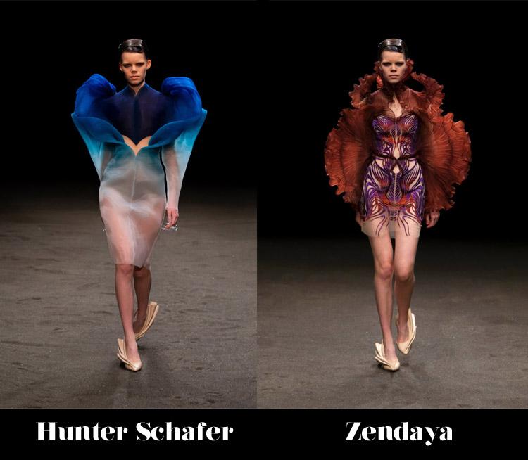 Iris van Herpen Spring 2021 Haute Couture