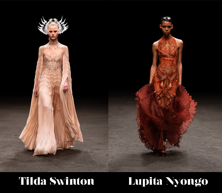 Iris van Herpen Spring 2021 Haute Couture Red Carpet Wish List