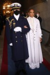Jennifer Lopez Wore Chanel Performing At Joe Biden's Inauguration