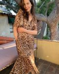 Michelle Monaghan Enjoyed Her Thai Take Away In Autumn Adeigbo