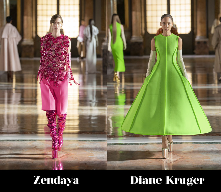 Valentino Spring 2021 Haute Couture Red Carpet Wish List