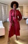 Viola Davis Wore Stella McCartney Promoting 'Ma Rainey's Black Bottom'