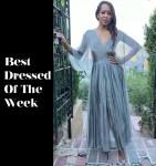 Best Dressed Of The Week - Regina King In Christian Dior