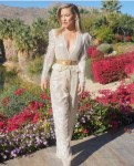 Kate Hudson Wore Philosophy di Lorenzo Serafini Promoting 'Music'