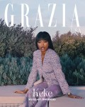 Keke Palmer Graces The First Digital Cover For Grazia USA