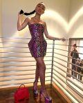 Yara Shahidi Wore Versace For The 'Gram