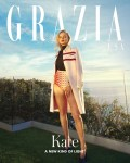Kate Bosworth Graces The Digital Cover For Grazia USA