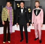 2021 Grammy Awards Menswear Roundup