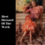 Best Dressed Of The Week - Kylie Minogue in Georges Hobeika Couture