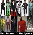 Who Was Your Best Dressed Man Of The Quarter & Best Dressed Of The Week?