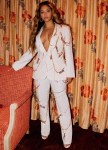 Beyonce Rocked A Nameplate Area Suit For The 'Gram