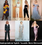 Who Was Your Best Dressed At The 2021 Independent Spirit Awards?