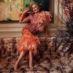 Kylie Minogue Was Instaglam In Georges Hobeika Couture