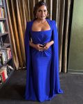 Mindy Kaling Wore Alex Perry To The 2021 SAG Awards