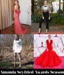 What Was Your Favourite Amanda Seyfried Awards Season Look?