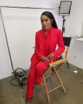 Angela Bassett Rocks Two Red Looks For The American Heart Association