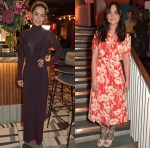 Emilia Clarke & Jenna Coleman Attend The 'Rare Beasts' London Premiere