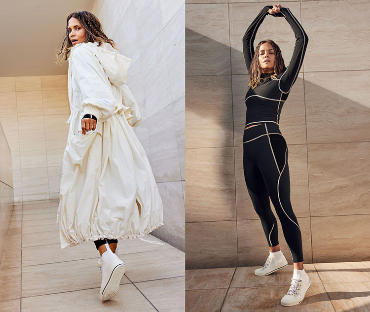 Halle Berry x Sweaty Betty – The rē•spin Edit