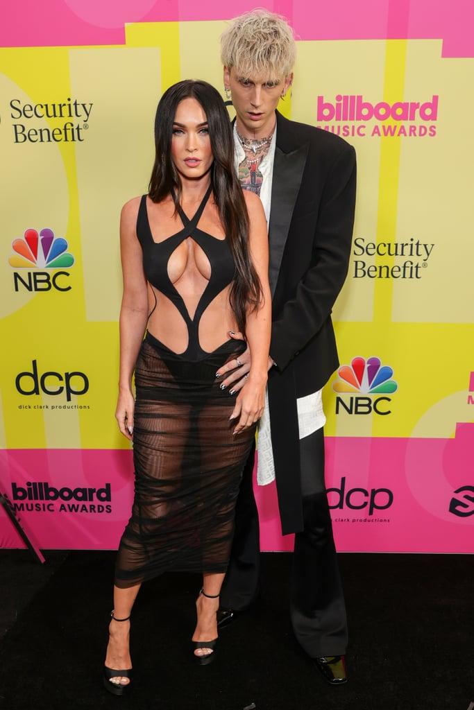 Megan Fox Wore Mugler To The 2021 Billboard Music Awards