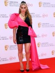 Billie Piper Wore Moschino To The 2021 BAFTA TV Awards