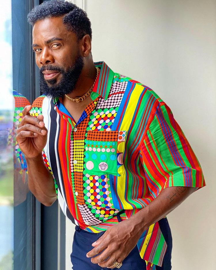 Colman Domingo's Summer Of Colour & Style