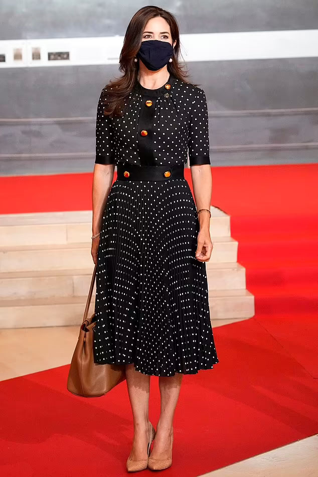 Crown Princess Mary Wore Prada For The The United Nations Population Fund Conference