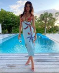 Emily Ratajkowski Continues To Celebrate Her Birthday In Versace