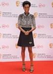 Letitia Wright Wore Prada To The 2021 BAFTA TV Awards