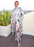 Rita Ora Wore Fendi To The Coin Cloud Cocktail Party
