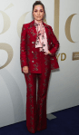 Rose Byrne Wore Macgraw To The Gold Dinner 2021