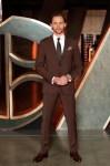 Tom Hiddleston Wore Scabal To The 'Loki' London Screening