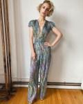 Zoe Lister-Jones Wore Giorgio Armani To The 'How It Ends' Tribeca Film Festival Premiere