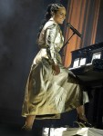 Alicia Keys Wore Chanel Performing For The amfAR Cannes Gala