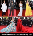 Who Was Your Best Dressed On Day Nine Of Cannes Film Festival?