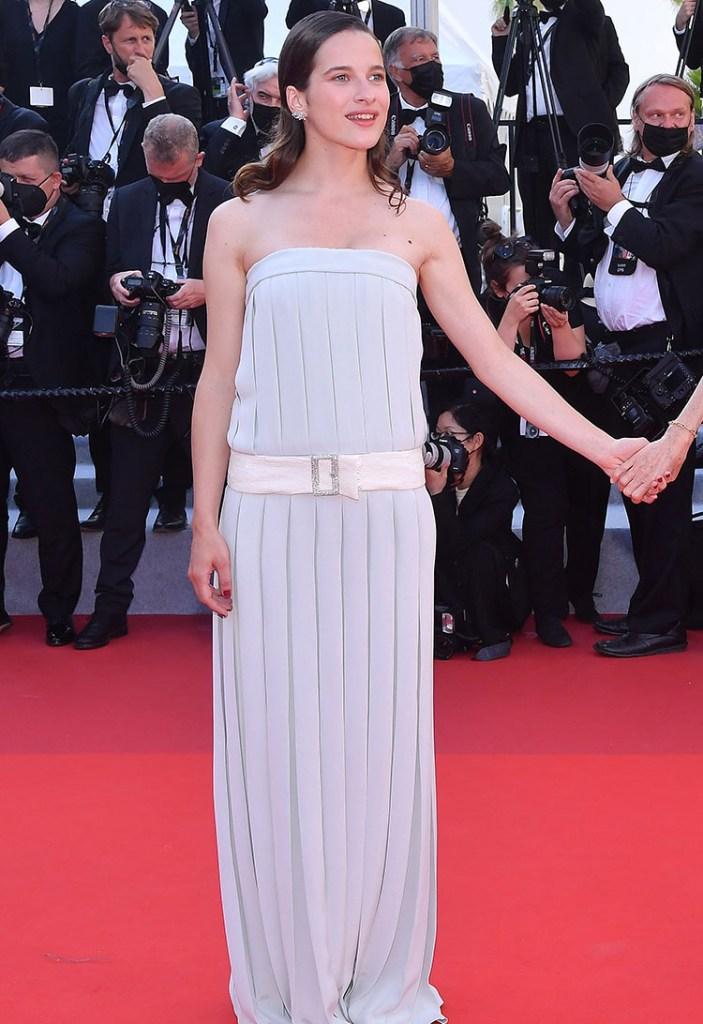Rebecca Marder in Chanel Cannes Film Festival