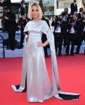 Denise Tantucci Wore Two Gucci Looks During Cannes Film Festival