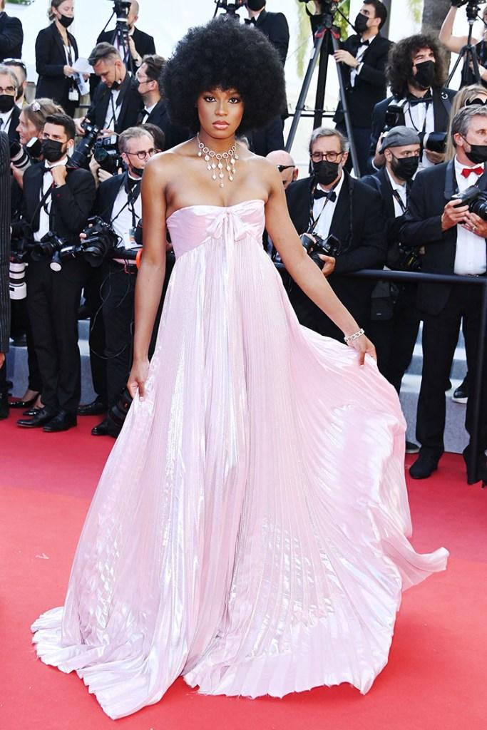 Didi Stone in Philosophy di Lorenzo Serafini  Cannes Film Festival