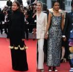 Mati Diop Wore Khaite, Prada, Bottega Veneta & Chanel Haute Couture During Cannes Film Festival