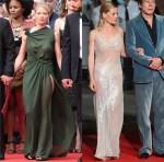 Mélanie Thierry Wore Dior, Celine, Chloe & Miu Miu During Cannes Film Festival