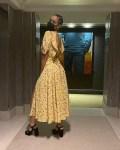 Nathalie Emmanuel Wore Miu Miu Promoting 'Army of Thieves'