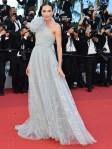 Nieves Álvarez Wore Elie Saab Haute Couture To The 'Aline, The Voice Of Love' Cannes Film Festival Premiere