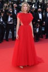 Rosamund Pike Wore Christian Dior To The 'OSS 117: From Africa With Love' Cannes Film Festival Premiere