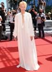 Tilda Swinton Wore Chanel To The 'Memoria' Cannes Film Festival Premiere