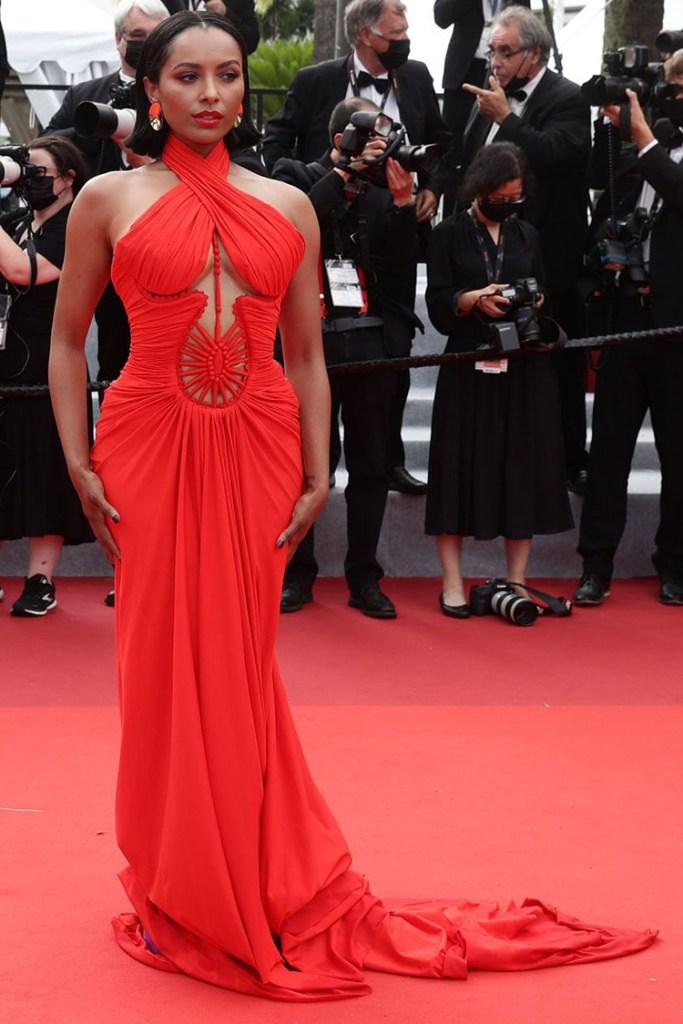 Kat Graham 'Les Intranquilles (The Restless)' Cannes Film Festival Premiere