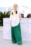 Tilda Swinton Wore Loewe To The 'Memoria' Cannes Film Festival Photocall
