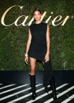 Ella Balinska Wore Mugler To The Cartier Clash [Un]Limited Event