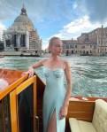 Kate Bosworth Front Row @ Dolce & Gabbana Alta Moda 2021