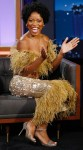 Keke Palmer Wore Georges Chakra Couture On Jimmy Kimmel Live!