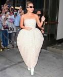 Lady Gaga's New York Fashion Week