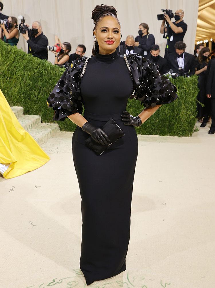 Ava DuVernay in Prada - 2021 Met Gala